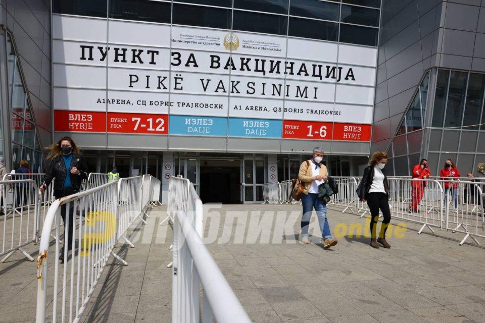 Граѓаните масовно да се вакцинираат, регистрирани се седум случаи на делта сојот во Македонија