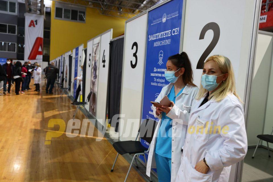 Матичните лекари контра Филипче, велат не може да се закаже за ревакцинација на имунизираните во странство