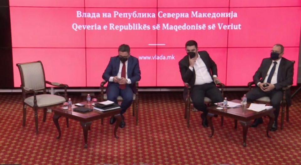 ВМРО-ДПМНЕ: Шестиот пакет-мерки е задоцнет