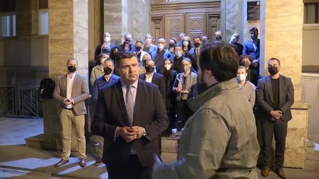 Мицевски: Нема пари во Буџетот, власта смислува изговори за да не се донесе петтиот пакет мерки