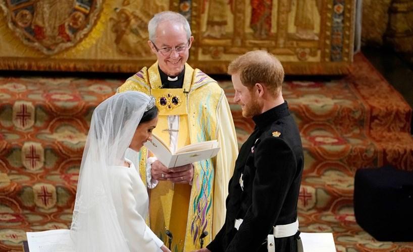 Надбискупот од Кантербери ја разоткри лагата на Меган и Хари дека склучиле брак пред кралската венчавка