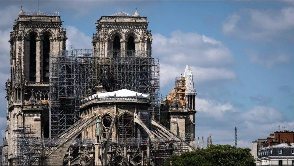 Катедралата Нотр Дам ќе биде отворена за посетители во 2024 година
