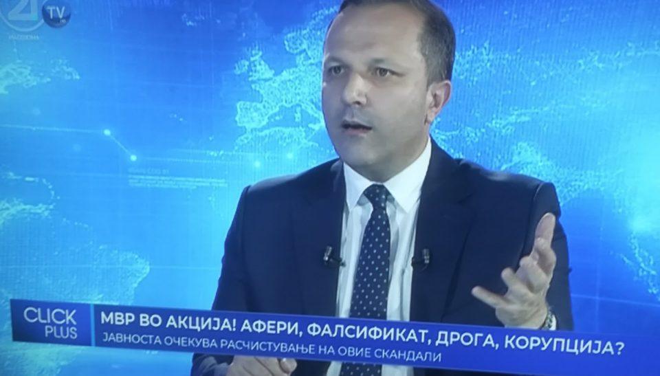 Оној што издавал лажни пасоши нема да биде ослободен од одговорност, вели Спасовски