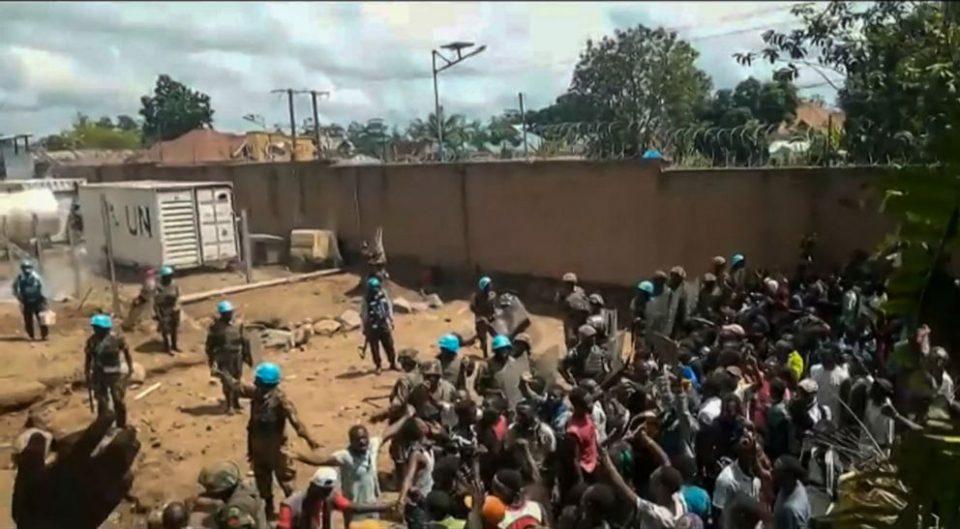 Насилни протести против силите на ОН во Конго, најмалку 10 мртви