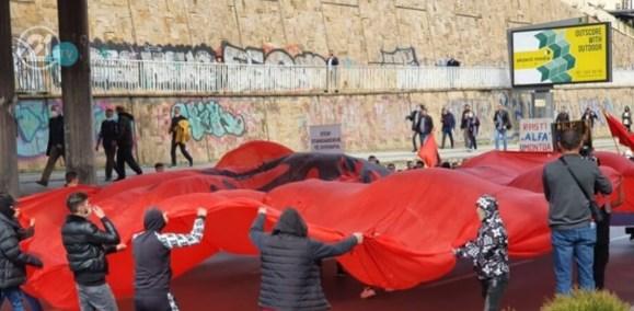 """""""УЧК,УЧК"""":  Поддржувачите на убијците од Смилковско езеро бараат промена на македонскиот Устав"""