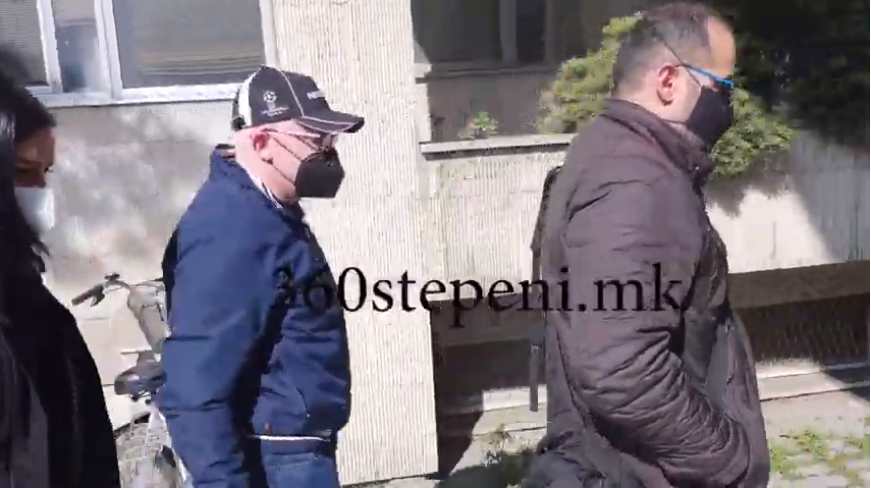 Рашковски оди 30 дена во притвор во Шутка – прифатена е жалбата на Обвинителството