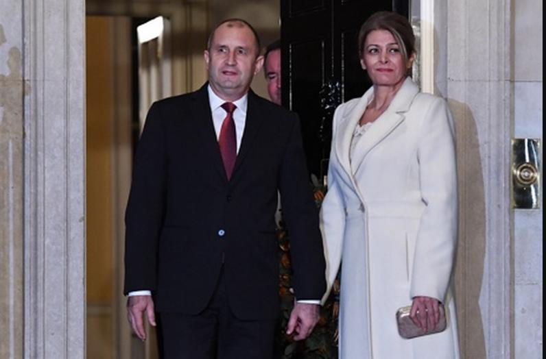 Првата дама на Бугарија примена во болница во сериозна состојба
