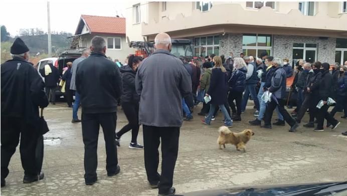 Жителите на Русиново се простија од младата Верица, нејзината хуманост институциите не смеат да ја заборават