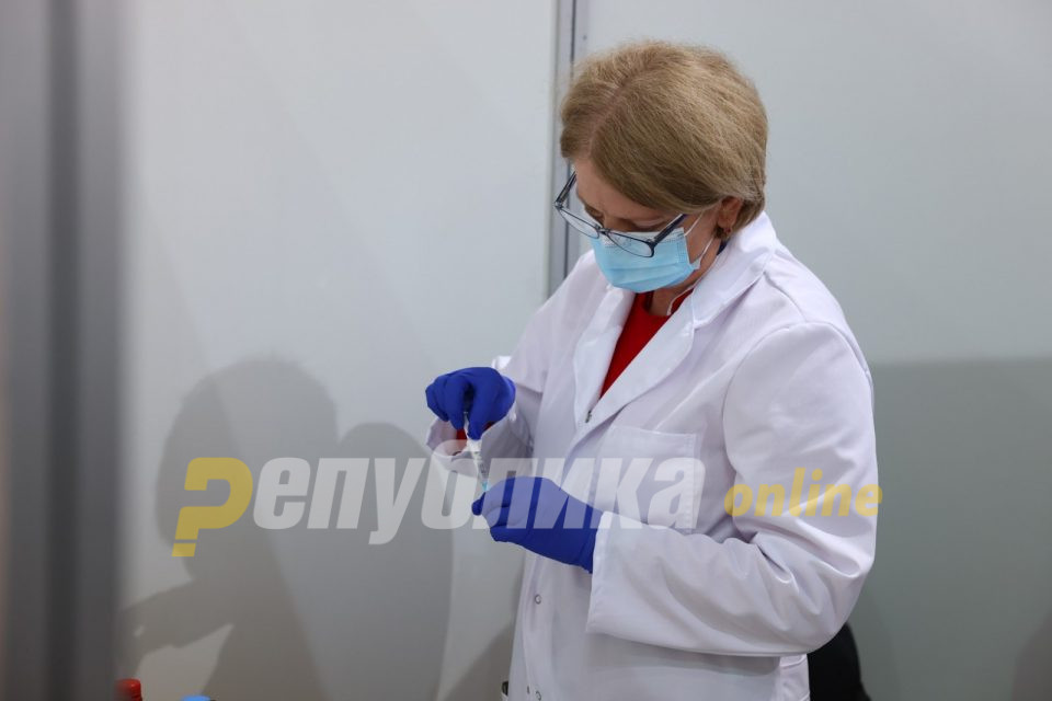 Регионални вакцинални пунктови ќе се формираат во Струмица, Прилеп и Велес