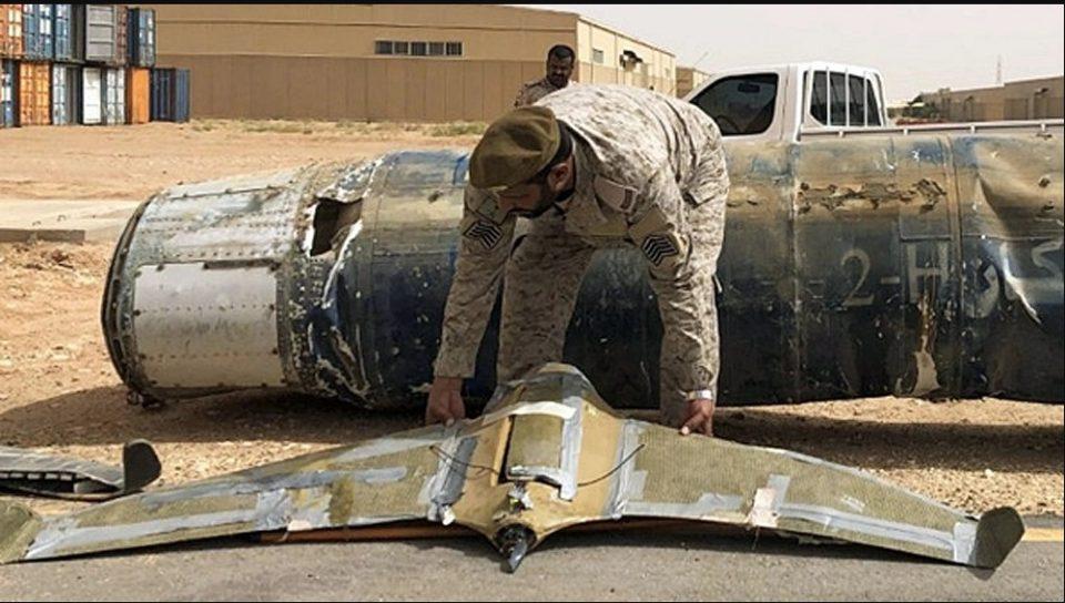 Саудиската војска соборила шест дронови со експлозив лансирани од Хутите во Јемен