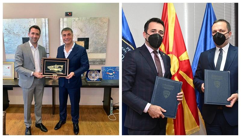 Полицијата на Спасовски ќе учи за компјутерски криминал кај Цаноски