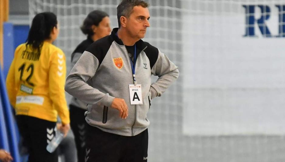 Симе Симовски повеќе не е ракометен селектор на Македонија