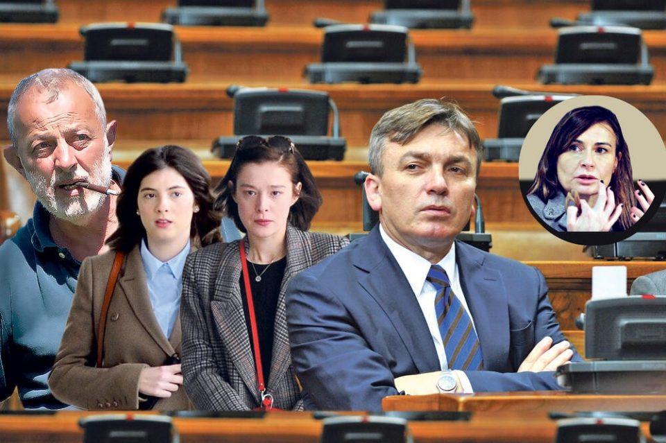 Нов сексуален скандал во Србија: Пет студентки го обвинуваат професорот Прокиќ за сексуално вознемирување