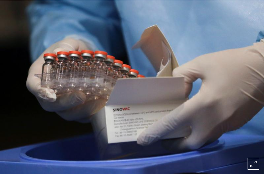 Кина ќе донира 50.000 вакцини за јужноамериканските фудбалери