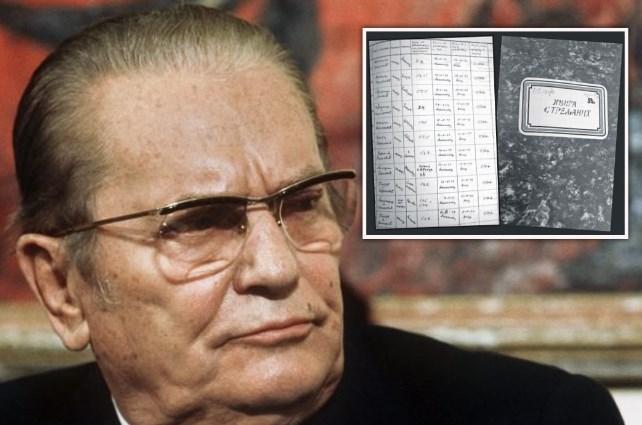 Биле против комунистичката партија: Објавена листата на ликвидирани луѓе по наредба на Тито