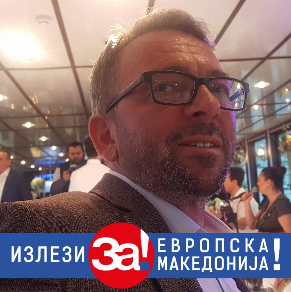 Братот на Фијат Цаноски до Костадинов: Торбешки глас за вас НЕ!