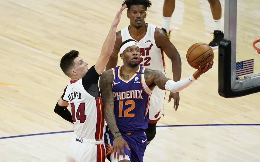 """""""Сонцата"""" најжешки во НБА, го надиграа ланскиот финалист Мајами"""
