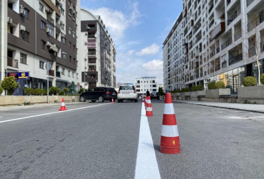 Одбележана нова улица во Тафталиџе