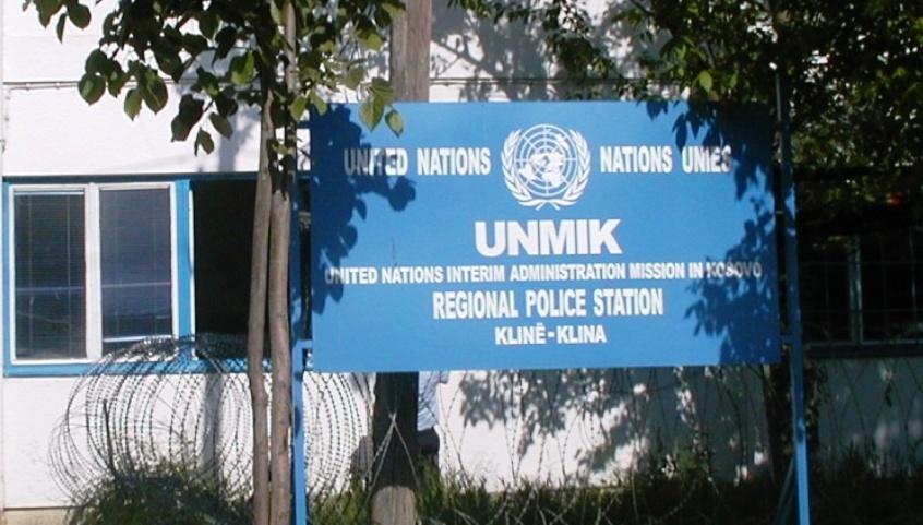 Работата на УНМИК на Косово на разгледување пред Советот за безбедност на ООН