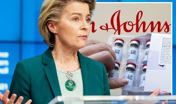 """ЕУ нема да ги продолжи договорите за вакцините со """"Џонсон и Џонсон"""" и со """"Астра Зенека"""""""