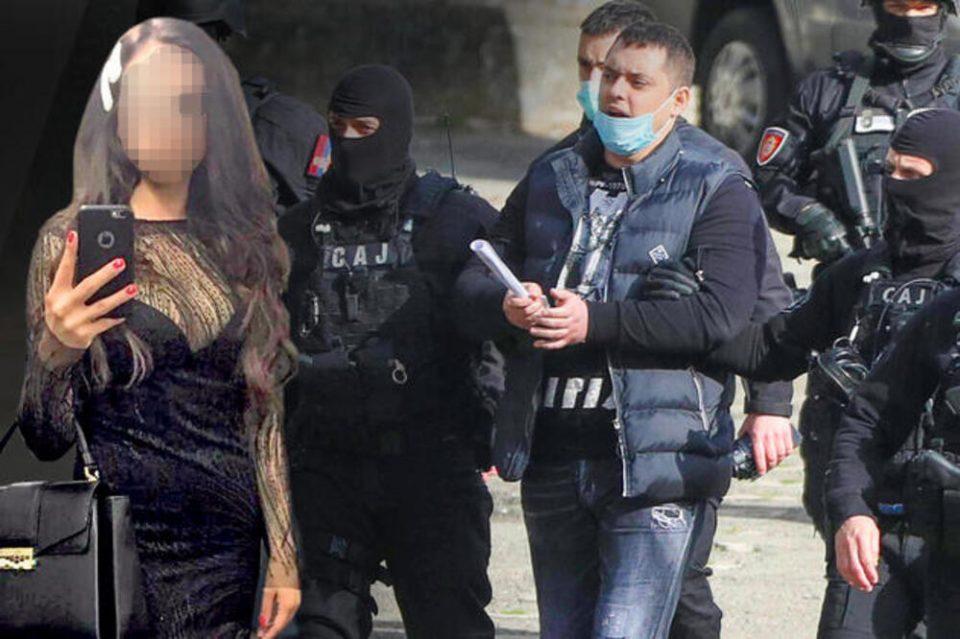 Позната белградска новинарка му била љубовница на Беливук, стана заштитен сведок-соработник