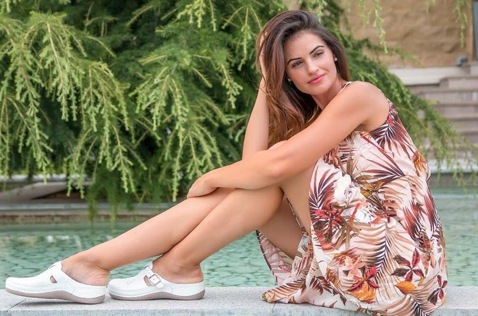 Поранешната Мис Македонија, Вера Мештеровиќ стана водителка на Утринската на Канал 5