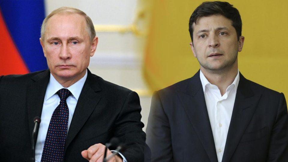 Путин прифаќа средба со претседателот на Украина, но под еден услов