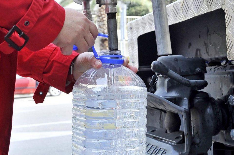 Дел од Кисела Вода утре без вода