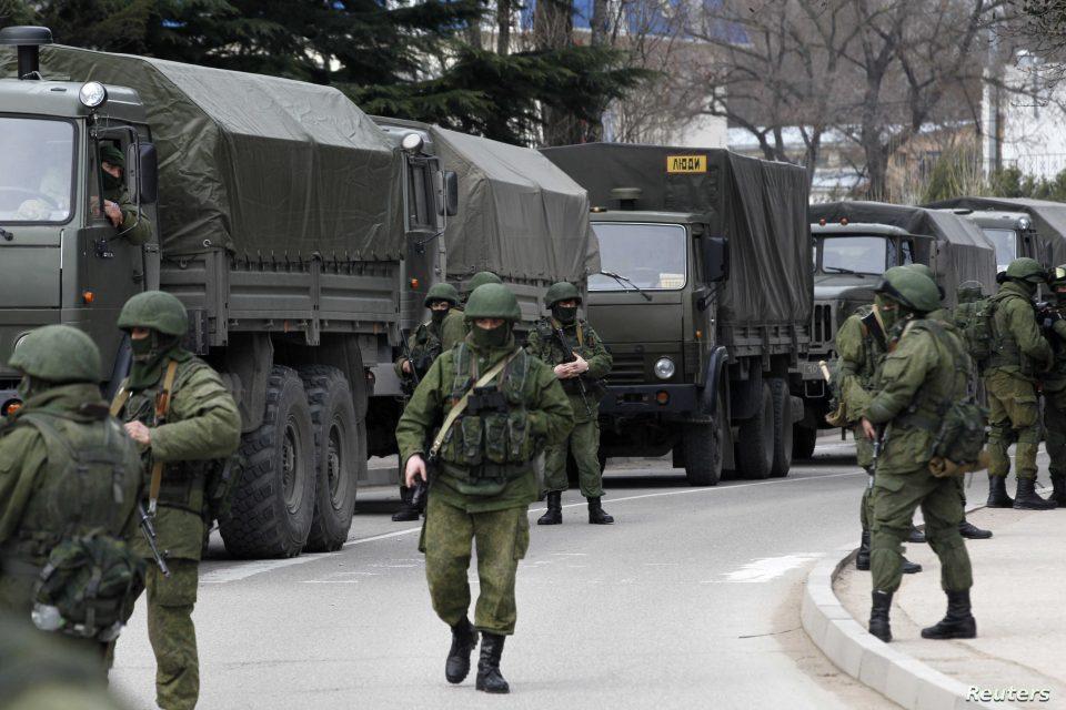 САД и НАТО загрижени за распоредувањето руски трупи на границата со Украина