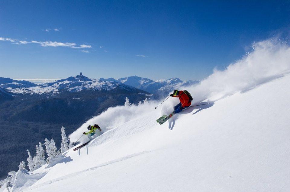 Kанадскиот ски-центар Вистлер е најголемото жариште на опасниот бразилски сој на ковид-19