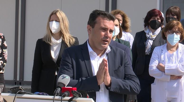 Илиевски: Не го заслужуваме овој предобар човек