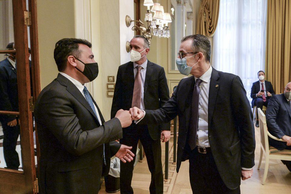 """Заев од Атина: Американската компанија """"TEXAN & Envipco""""  ќе инвестира во Македонија"""