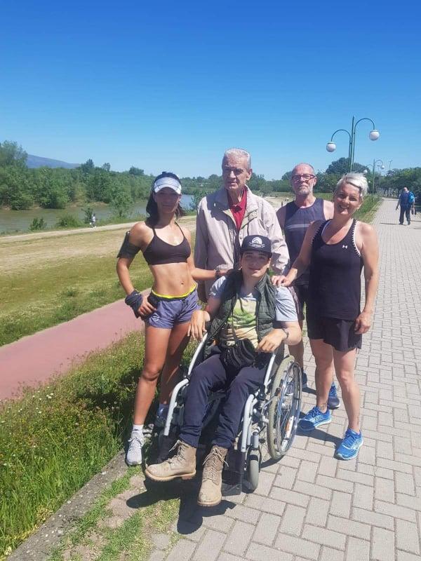 И Македонија дел од добротворната трка Wings for Life World Run: Донациите одат за истражување за лек за повреда на 'рбетниот мозок
