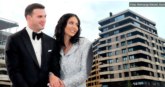 Се има се може: Ќерката на Цеца купи стан дуплекс од 750.000 евра