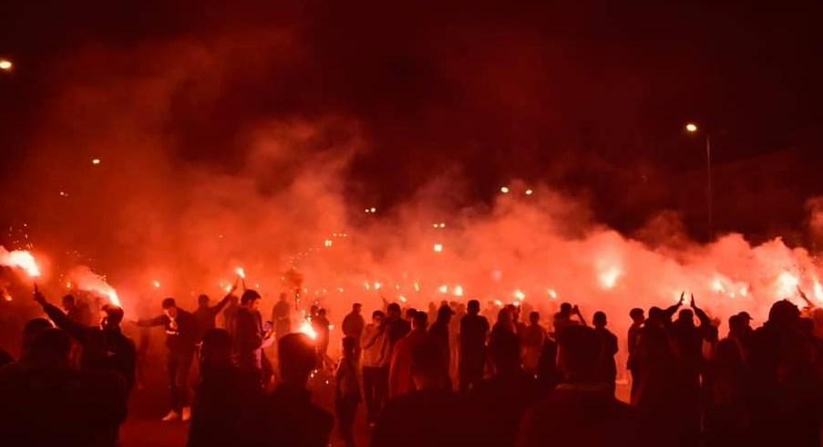"""Гореше Тетово: Еве како """"Балистите"""" ја прославија титулата"""