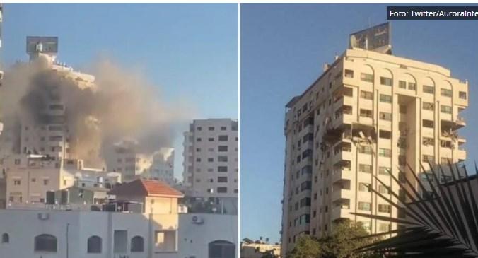 Газа не се смирува, денеска над 50 воздушни напади