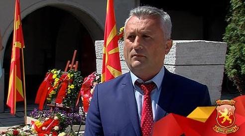 Сајкоски: Немам видено дека Гоце Делчев нешто направил за бугарската држава, за да можат и тие да го слават
