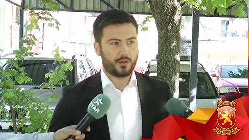 Јорданов поднесе кривична пријава против градоначалникот на Штип поради зонското паркирање