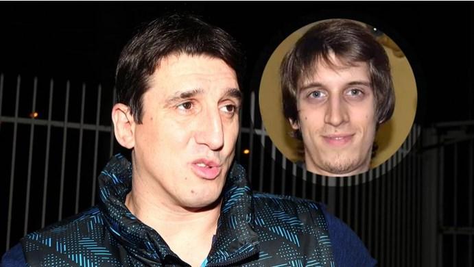 Поради лична безбедност криел кој му е татко: Ова е синот на Кристијан Голубовиќ