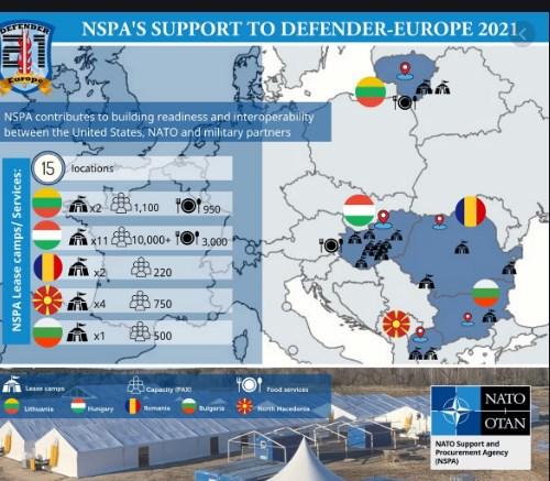 НАТО во Албанија ја одржува најголемта воена вежба