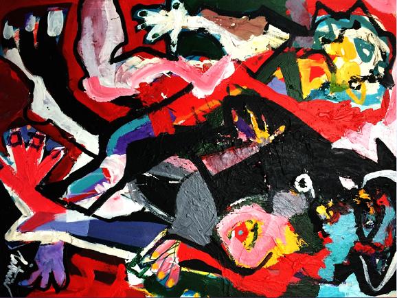 """Интимно понирање"" – самостојна изложба на Трајче Чатмов во МКЦ"
