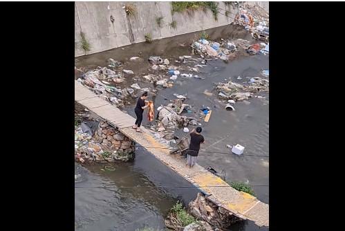 Ги снимија додека фрлаат отпад, кумановци бараат надлежните да ги санкционираат загадувачите