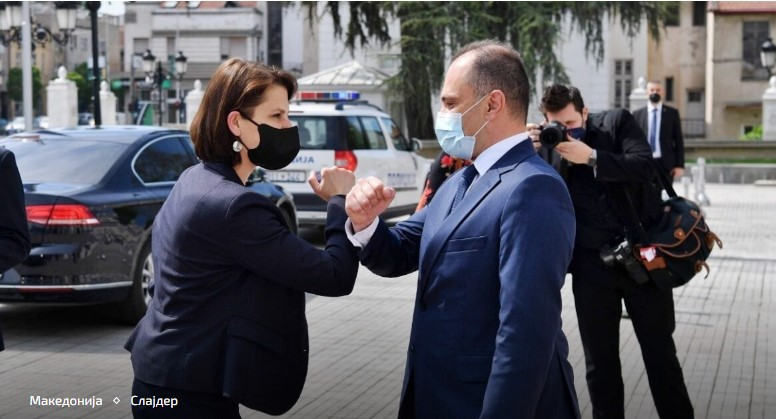 Филипче: Ставот на Австрија е дека никој не е безбеден, додека сите не се безбедни
