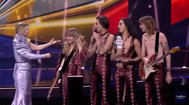 Победниците на Евровизија ќе бидат тестирани за дрога по враќањето во Италија