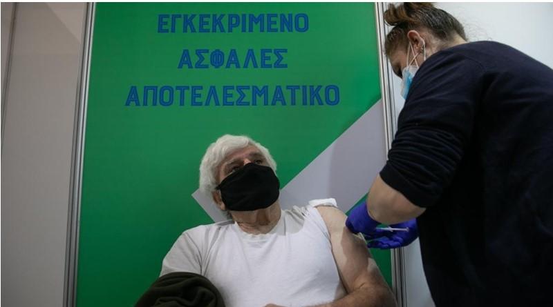 Десет отсто од Грците се вакцинирани против ковид-19