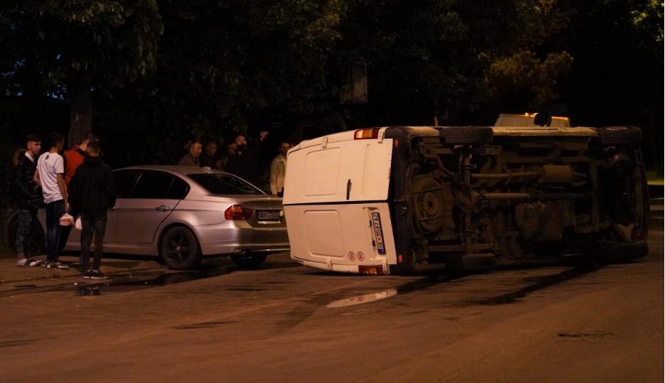 МВР демантира: Нема пукање во Ченто, има сообраќајна несреќа