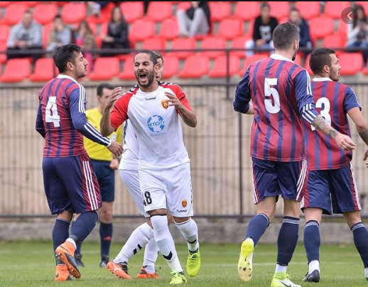 Вардар не може да победи ни во Втората лига