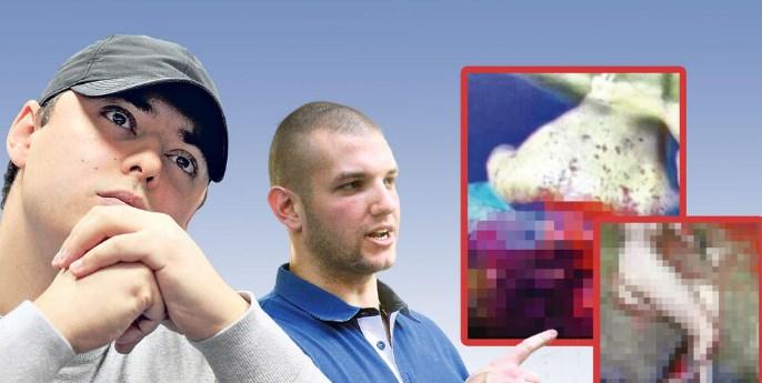 Монструми: Екипата на Веља невоља на мајка ѝ праќала слики од убиениот син
