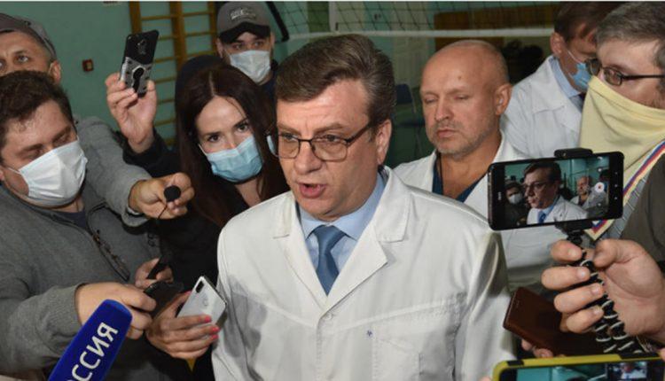 Исчезна лекарот кој го лекуваше Навални во Сибир