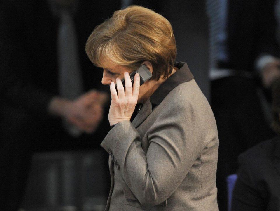 Данска им помагала на САД да ги шпионираат Меркел и Штајнмаер